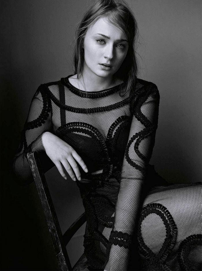 Sophie Turner - Interview Germany - April 2015