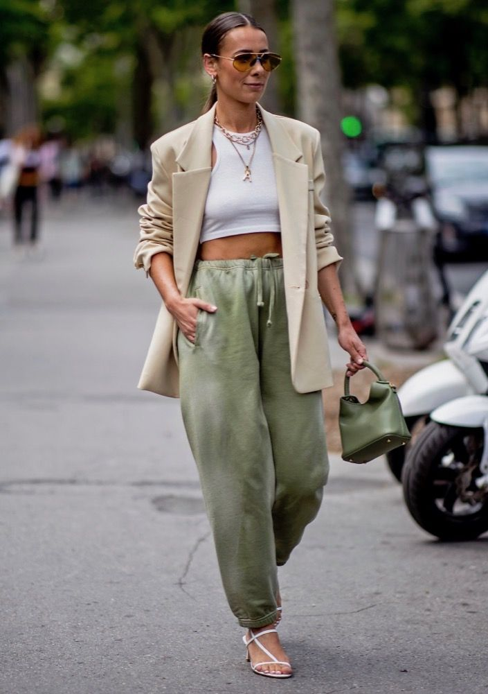 Street Style Ways to Wear Baggy Pants Without Looking Sloppy