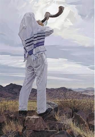 My favorite holiday is Yom Teruah (Feast of Trumpets). The sound of a shofar on Yom Teruah is a warning cry for us to wake up and repent. The noise of the shofar stirs up excitement in me that He is returning.