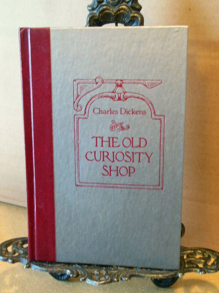 CHARLES DICKENS The Old Curiosity Shop Reader's Digest WORLDS BEST READING