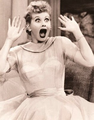 Lucille Ball. The original funny girl.