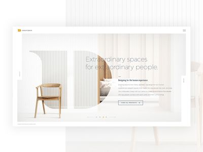 iGroup Design Landing Page Concept