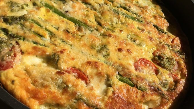 (Low Carb) Breakfast Frittata