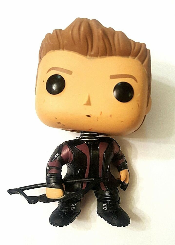 1ac2a2cdce2 HAWKEYE Funko Pop! Age of Ultron  70 (2015) Retired Vaulted Unboxed Figure