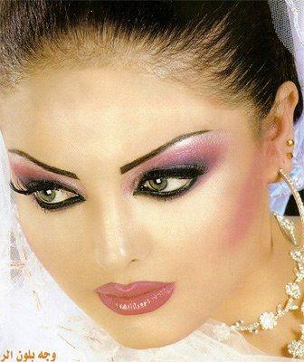 Maquillage libanais oriental pour un mariage - Photo 82