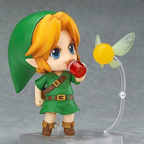 The Legend of Zelda : Majora's Mask 3D Link Action Figure