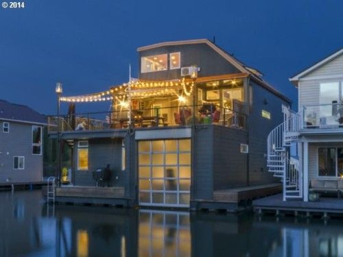 Floating Homes For Every Budget Boats Home And Blog: floating homes portland