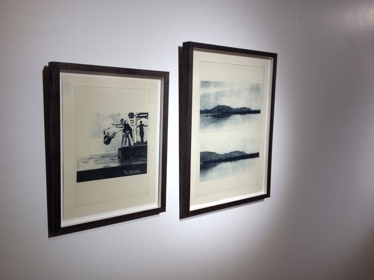 Print dialogues exhibition: thrown into the deep end