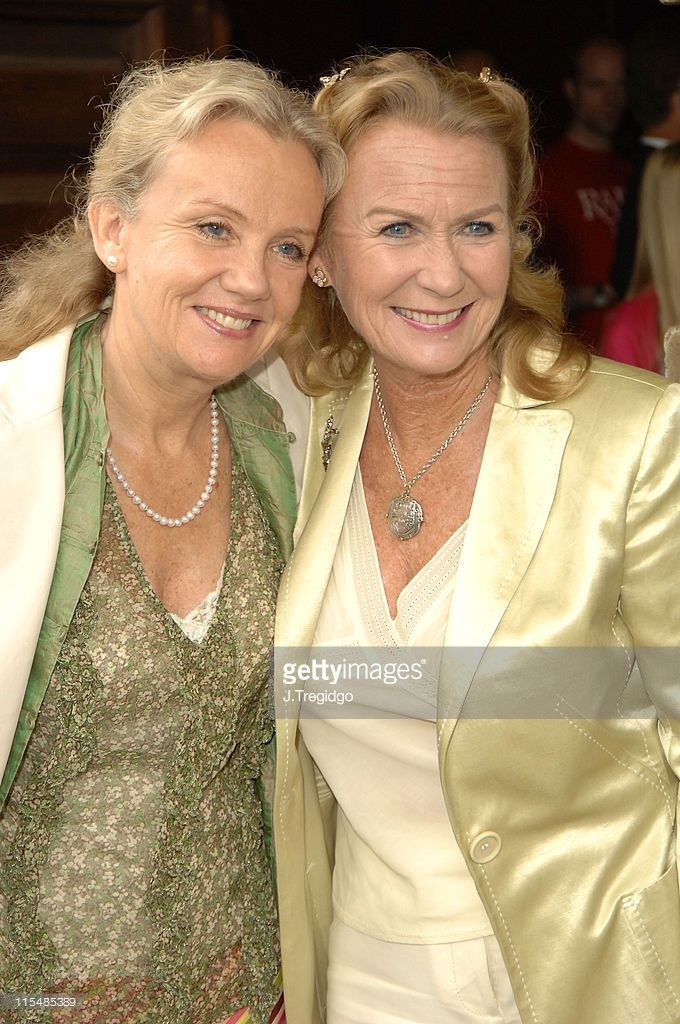 Hayley Mills and Juliet Mills during Sir John Mills - Memorial Service at St Martin in the Fields in London, Great Britain.