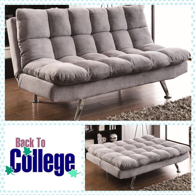 Decorate Your Dormroom With This Comfortable Futon