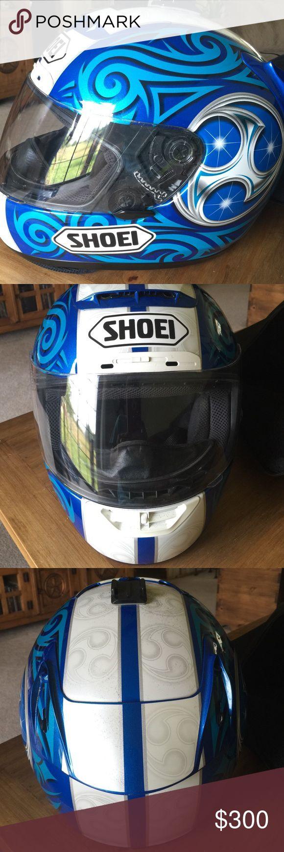 Shoei Helmet Motorcycle Helmet large(7 3/8-7 1/2) Shoei Helmet Other