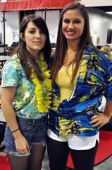 Hawaiian theme outfit