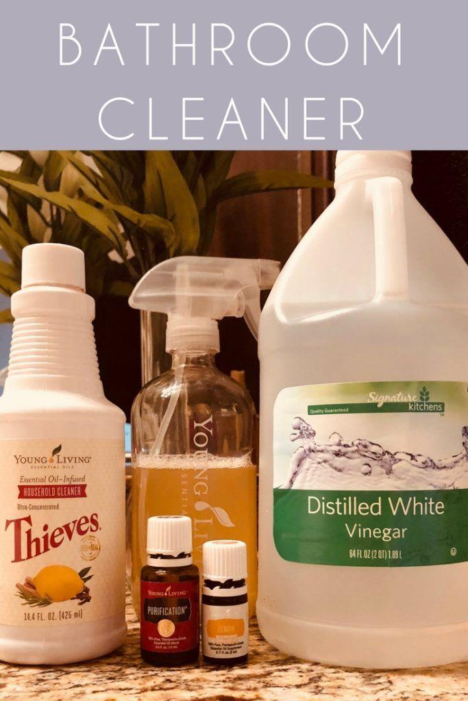 Bathroom cleaner diy essential oils essential oils - Diy bathroom cleaner essential oils ...