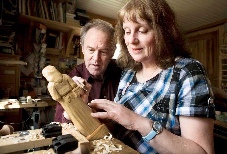 Dags igen för vår Drömchans där du kan vinna en kurs i träsnideri med Göte Eriksson, Sveriges kanske skickligaste träsnidare i sin genre. Sista tävlingsdag: 16 februari 2015