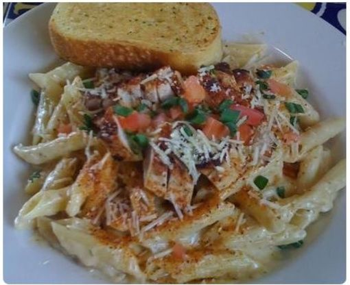 Chilis Copycat Cajun Chicken Pasta Recipe - Food.com
