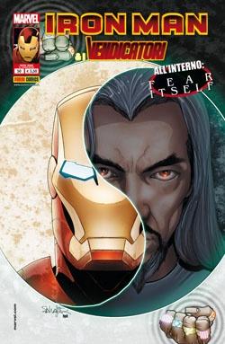 IRON MAN & I VENDICATORI 50: Invincible Iron, Comics Art, Art Gallery, Mandarin Iron, Comics Book, Iron Man, Mandarin Film, Ironman, Man Annual