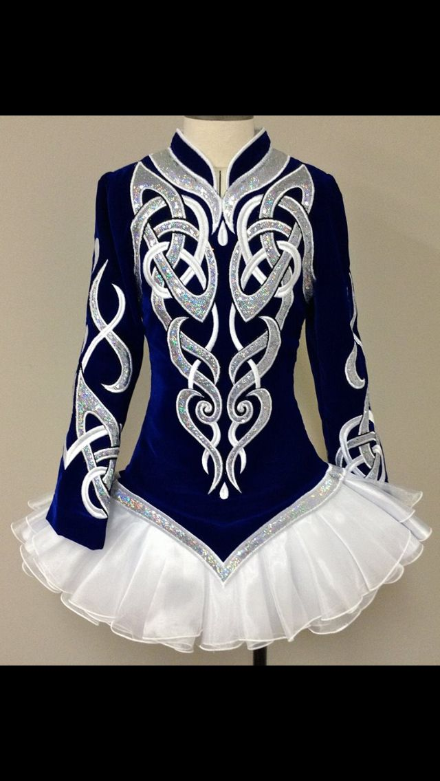 GORGEOUS  Irish Dance dress by Prime Dress design