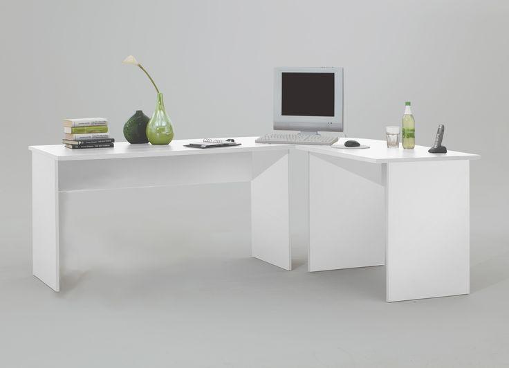Schreibtisch modern  Pinterest'teki 25'den fazla en iyi Schreibtisch weiss fikri | Iş ...