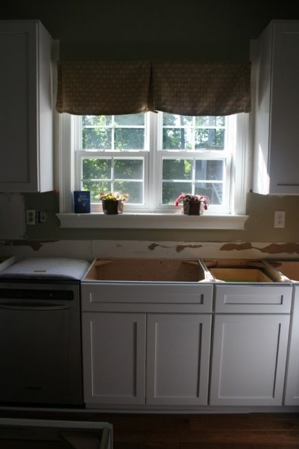 Kitchen Sinks Not Centered Under Window Kitchen Furnitures