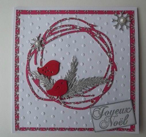 Echanges cartes de Noël – Chez Amélie…