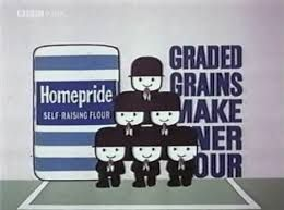 Image result for vintage british television adverts 1960s