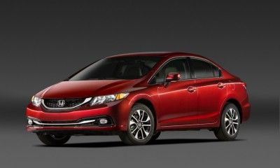 2014 Honda Civic Sedan Nice Color 2014 Honda Civic Coupe And Sedan Review, Rumors Feature With Images