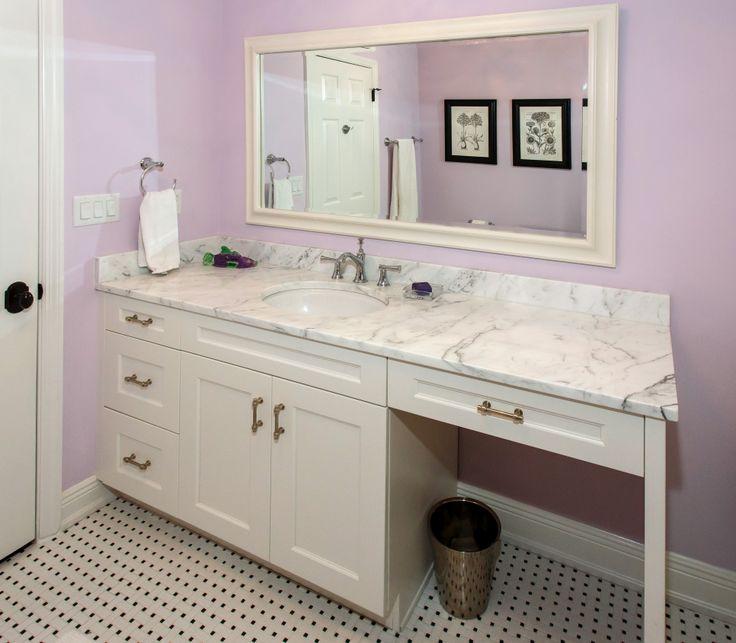 #bathroom #luxury #countertop #vanity #delraybeach #natureofmarble #southflorida #marblebathroom #marblevanity #marblecounter