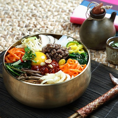 Jeonju Bibimbap. I could really go for this right now.