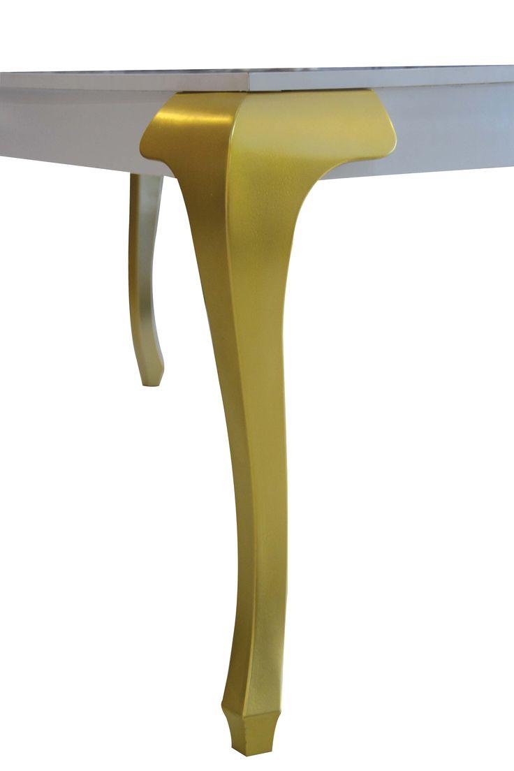 Charmant Plastic Table Legs