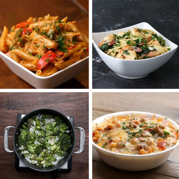 8 One-Pot Meals Are Perfect For Quick Dinner After Work