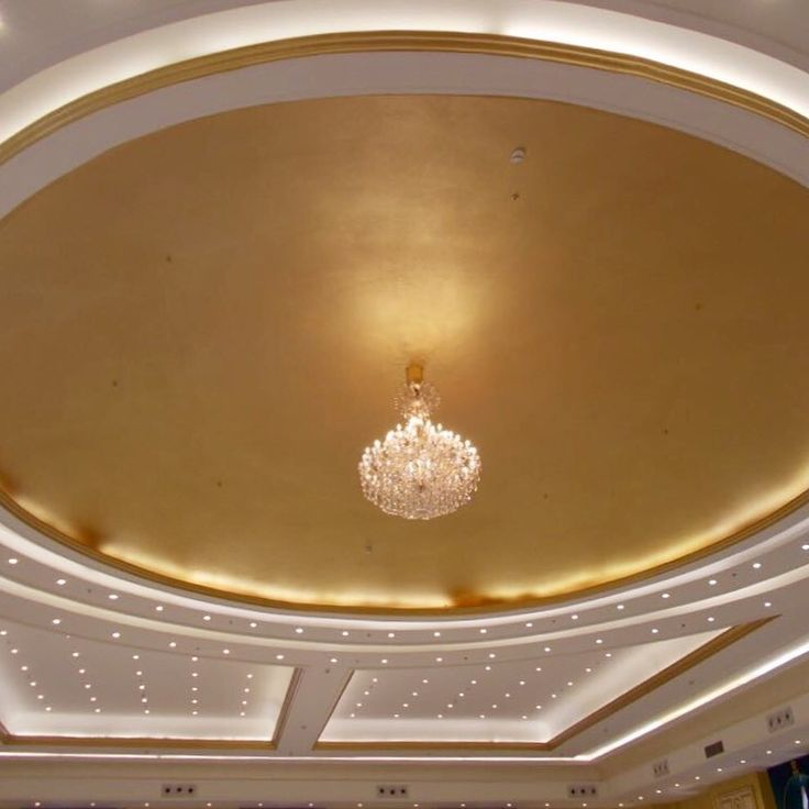 "The ceiling dome of the newly constructed ""Ceremonial Hall"" at New Delhi, India is painted using Oikos Imperium. Timeless and Opulent.."