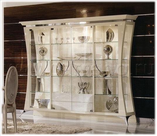 Композиция столовые комнаты Charme-1, производитель REDECO, коллекция CHARME – элитная мебель из Италии в салоне «ARREDO»