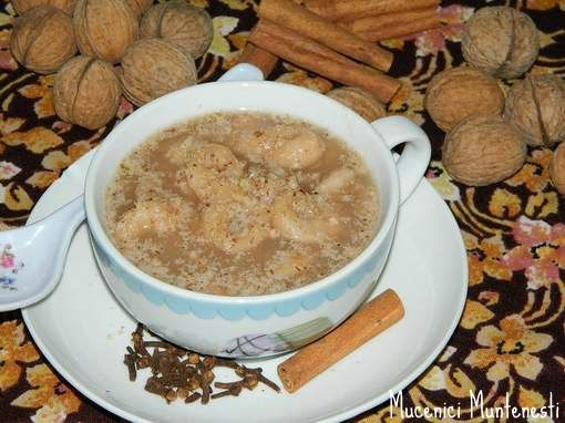 Mucenici muntenesti | food | Pinterest