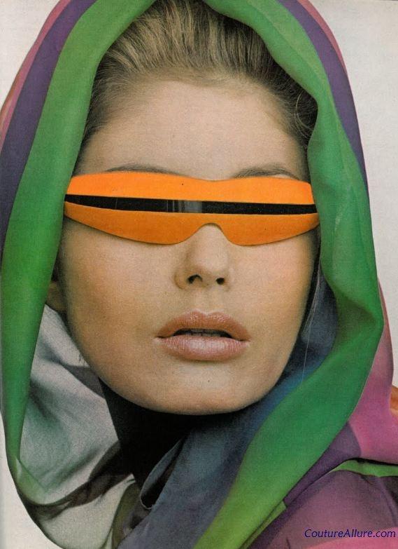 Sunglasses By Sea Amp Ski 1965 Vintage Modern Fashion