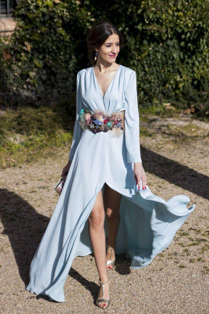 Vestidos boda noche invitadas 2018