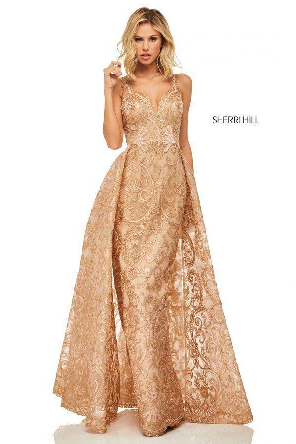 26685cbcafa61 Sherri Hill Style 52878 | Spring 2019 Prom Dresses and Social ...