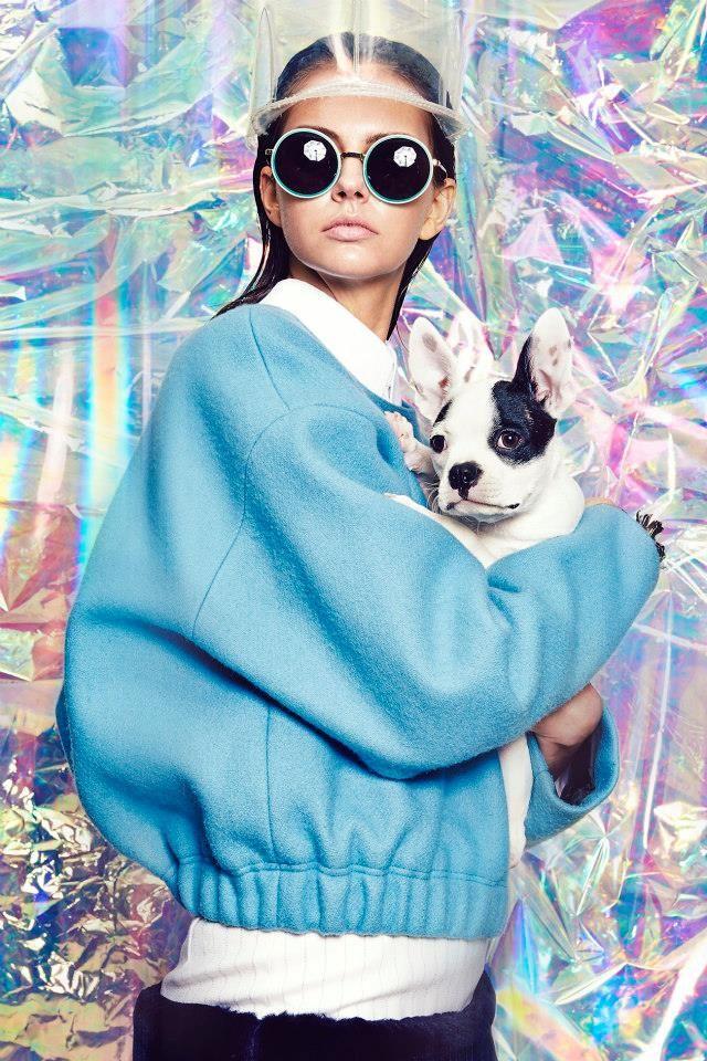 GENTLEMONSTER Monthly Fashion Editorial Project  - 포토그래퍼. 강인기 진행 및 스타일링. 조기석 헤어&메이크업. 구현미 투명 모자. RANGGAN