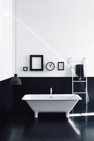 Salle de bain pure