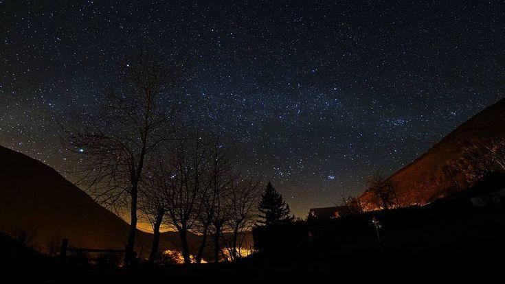Sous des milliers d'étoiles... ⛺🌠 #nuitetoilee #stars #milkyway #voielactee #lacolmiane #frenchriviera #southoffrance #cotedazur #contemplation #zen #jacuzzisouslesetoiles #laphotofacilement #coursphoto #paca_focus_on