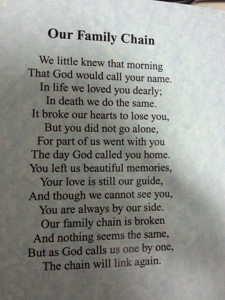 The 25+ best Funeral poems for nan ideas on Pinterest ...