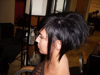 Razored Aline Haircut. If I was to ever cut my hair short this is what I would get.