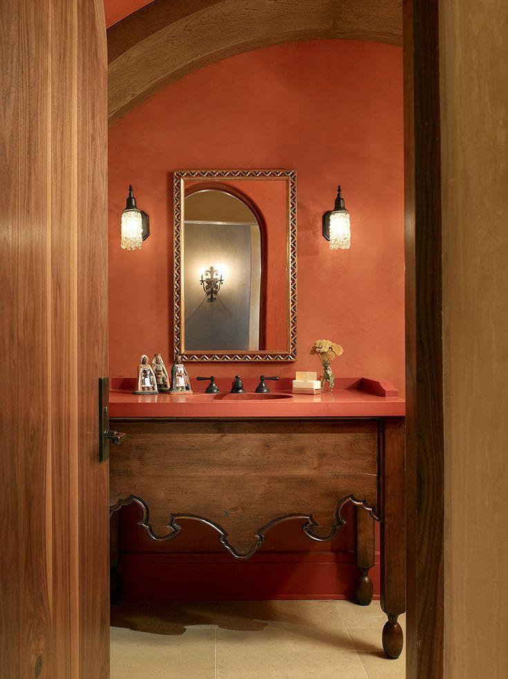 25 Mediterranean Bathroom Design Ideas