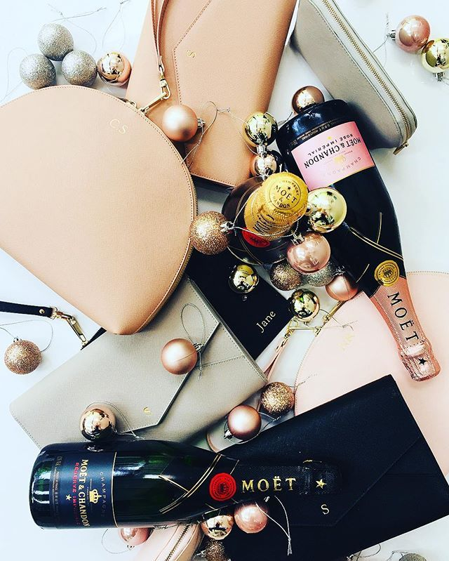 As you can see by our #festive desk situation, there has been enough todaying for today @thenewlookaus hq! Bring on the weekend celebrations! We are ready to party with our personalised pouches, clutches & accessories. And to share the love, don't forget, we have free delivery Australia-wide until further notice. *the end* . P.s thank you for all your amazing support, feeling the love ❤️