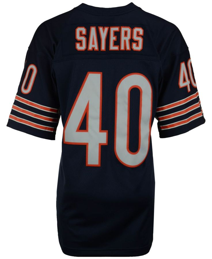 Mitchell & Ness Men's Gale Sayers Chicago Bears Replica Throwback Jersey