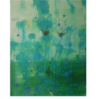 John Olsen works wonders with colour, gorgeous.