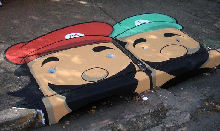 Mario Bros - 6emeia