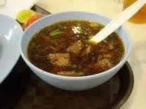 Rawon daging sapi resep masakan indonesia pinterest