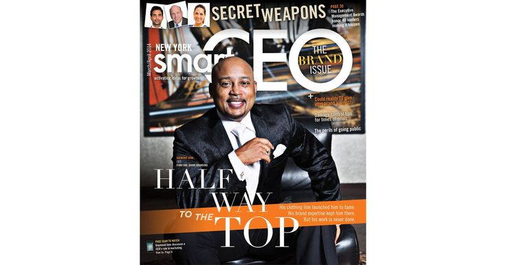 inVNT's Chief Creative Officer (CXO) Paul Blurton was featuring in Smart CEO Magazine's March/April issue, winning an Executive Management Award.