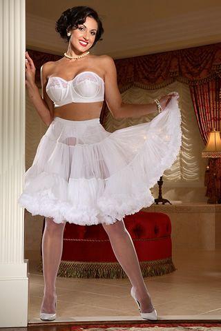 38 Best Pretty Petticoats Amp Crinolines Images On Pinterest