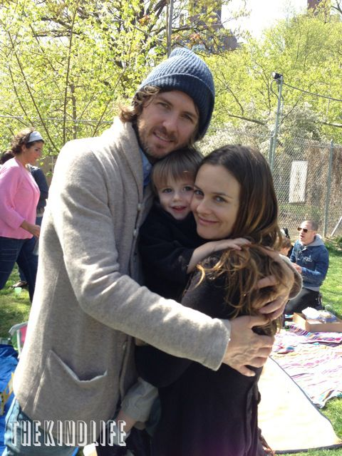 Alicia Silverstone blogged about what she and husband Christopher Jarecki did for Bear Blu's second birthday this year.